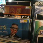 Chicago, Illinois. Магазин в който се продават и изкупуват стари грамофонни плочи. Снимка: Иван Бакалов
