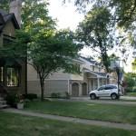 """Glen Ellyn, Illinois - """"селото"""" Глен Елън, предградие на Чикаго. Снимка: Иван Бакалов"""