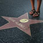 Алеята на славата в Холивуд. Снимка: Иван Бакалов
