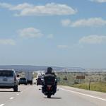 Така изглеждат американските магистрали. Снимка: Иван Бакалов