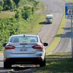 Старият Път 66 през щата Мисури. Missouri, Historic Route 66 Byway. Снимка: Иван Бакалов