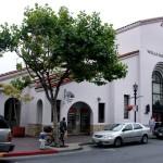 Банка в Монтерей, в бивша сграда на църква. Снимка: Иван Бакалов