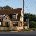 Шамрок корт в Спрингфийлд, Мисури. Shamrock Court, Springfield, Missouri. Снимка: Иван Бакалов