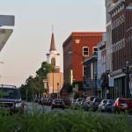 Улица в Спрингфийлд, Мисури. Springfield, Missouri. Снимка: Иван Бакалов