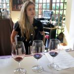 """На дегустация във винарната """"Кендъл Джаксън"""". Снимка: Иван Бакалов"""